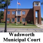 Wadsworth Municipal Court